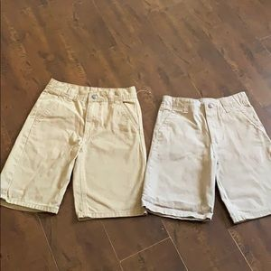 Tommy Hilfigure/ Lucky Brand khaki Shorts